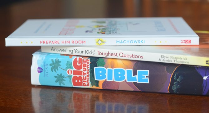 Top New Resources for Parents and Bible Teachers