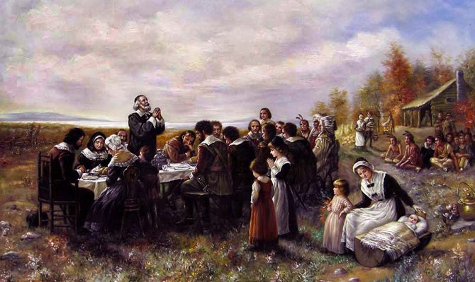 Let's Talk (Rightly) About the Pilgrims