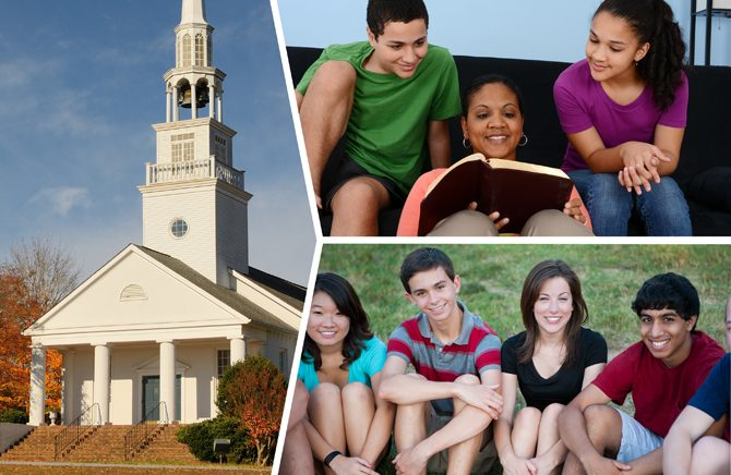 Connecting Home, Church, and Youth Group