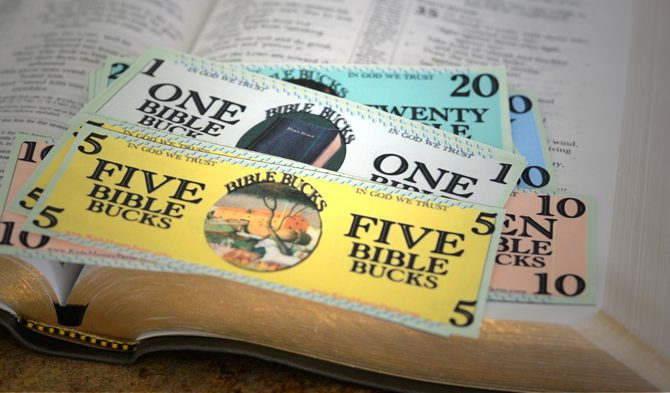 Learn a Verse, Win a Prize. Good Idea or Bible Bribery?
